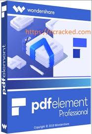 Wondershare PDFelement Pro 7.4.5 Crack & License Key Latest 2020