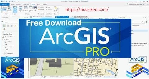 ArcGIS Pro 10.7.1 Crack With Keygen 2020