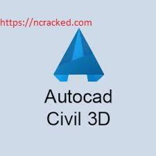 Autodesk AutoCAD Civil 3D Crack With Keygen 2020
