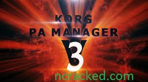 KORG PA Manager 3.3 Crack