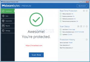 Malwarebytes 4.1.0.56 Crack With License Key 2020