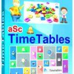 aSc TimeTables 2021 Crack