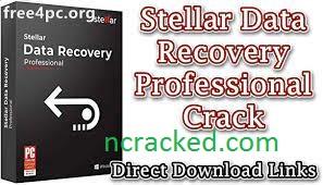 Stellar Data Recovery Professional 10.1.0.0 Crack