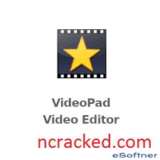 VideoPad Video Editor 10.26 Crack