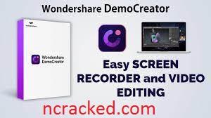 Wondershare DemoCreator Crack