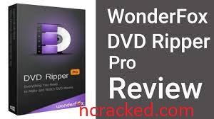 WonderFox DVD RippPrer o 17.0 Crack