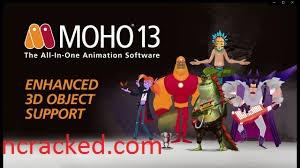 Moho Pro 13.5 Crack
