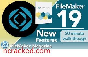 FileMaker Pro 19.2.1 Crack