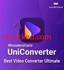 Wondershare UniConverter 12.6.1 Crack