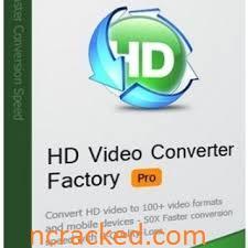 HD Video Converter Factory Pro 22.0 Crack