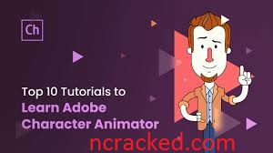 Adobe Character Animator 2021Crack
