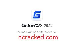 GstarCAD 2021 Crack