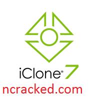 iclone 7 torrent Crack