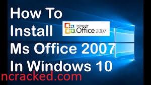 Microsoft Office 2007 Crack
