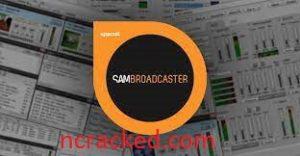 SAM Broadcaster PRO 2021.3 Crack'