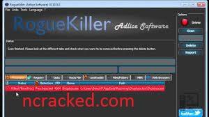 RogueKiller 15.0.6.0 Crack