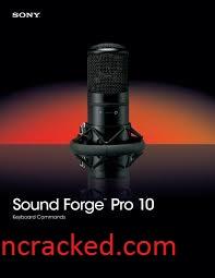 SOUND FORGE Pro 15.0.0.57 Crack