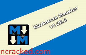 Markdown Monster 2.0.11.2 Patch Crack