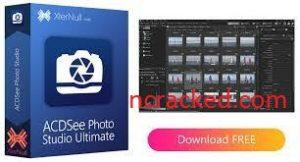 ACDSee Photo Studio Ultimate 2022 Crack